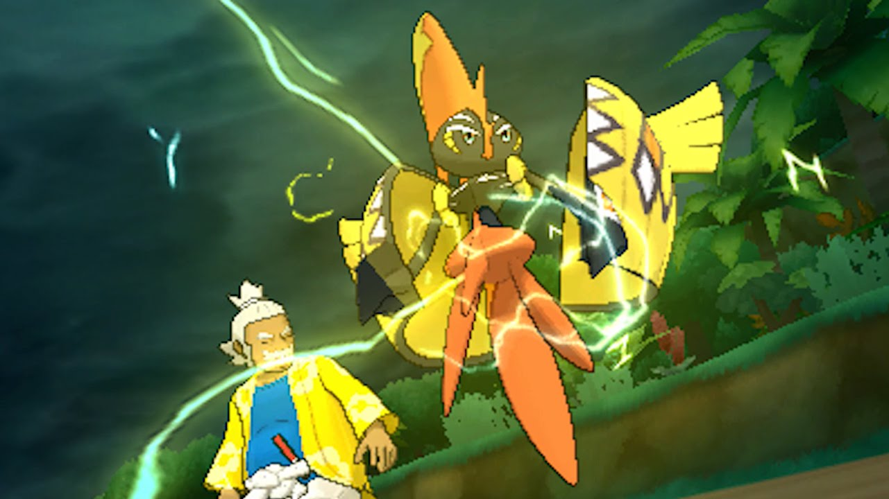 Nouveau Trailer Pokémon Soleil Et Pokémon Lune Wiki Dragon