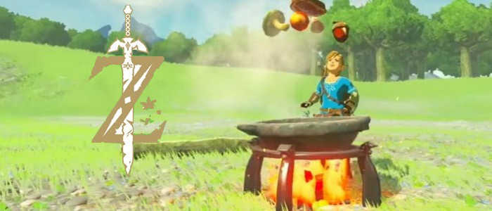 La cuisine de zelda breath of the wild wiki dragon for Cuisine zelda