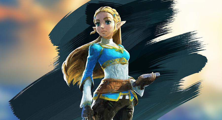 Une Fin Alternative Dans Zelda Breath Of The Wild Wiki Dragon