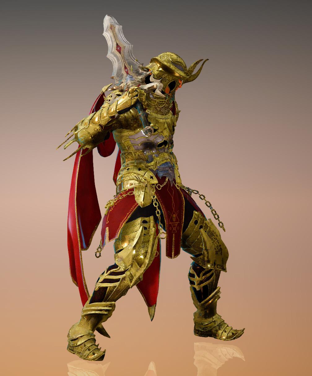 Bdo Warrior Doomsday