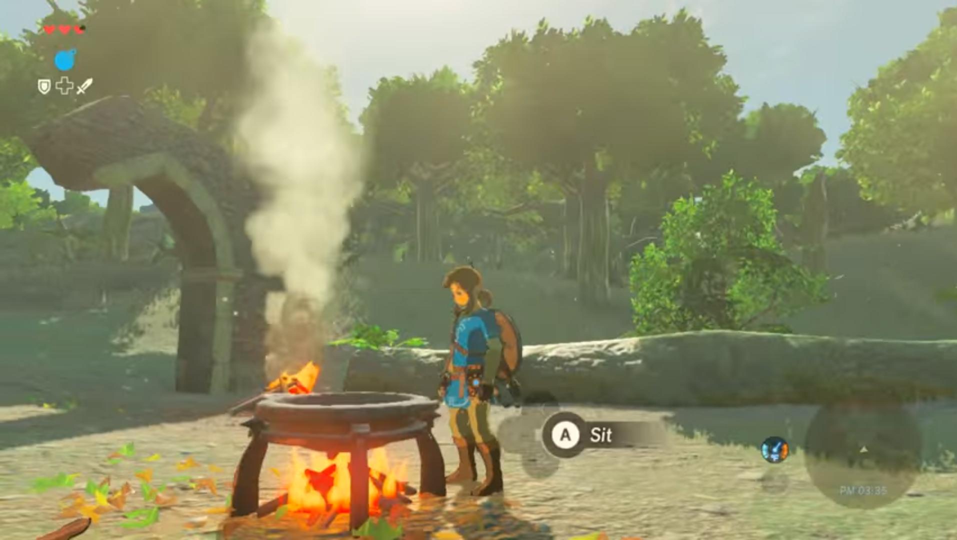Zelda wiki dragon actualit s br lantes sur zelda et wiki for Cuisine zelda